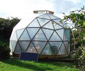 gd15gd18 45m48m dome plans - Dome Greenhouse Designs